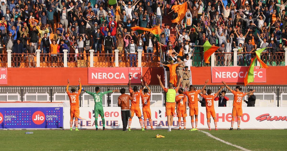 I-League preview: Neroca FC aim to extend winning streak against Minerva Punjab
