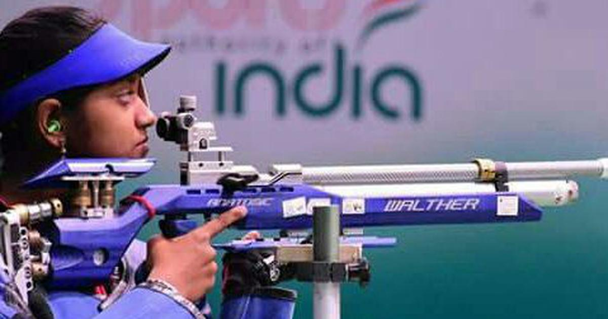 National shooting selection trials: Elavenil Valarivan pips Mehuli Ghosh in women's 10m air rifle
