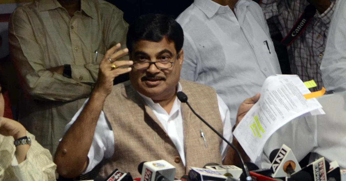 Union minister Nitin Gadkari accuses Opposition, media of twisting his 'leadership' remark
