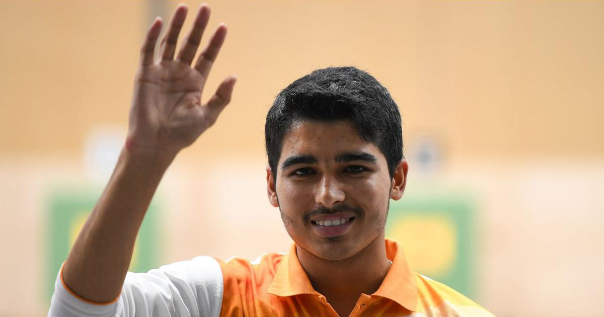 Shooting: Teenager Saurabh Chaudhary scores 4.6 points above finals world record to win trial
