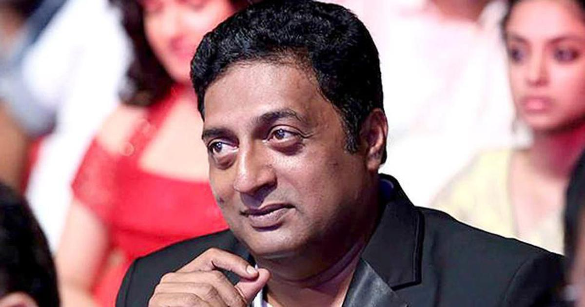 Lok Sabha elections: Actor Prakash Raj to contest as an independent candidate