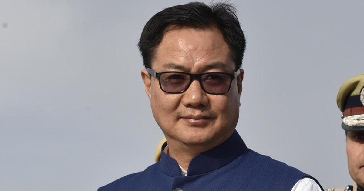 Over 4,800 NGOs barred from receiving foreign funding in the last three years, says Kiren Rijiju