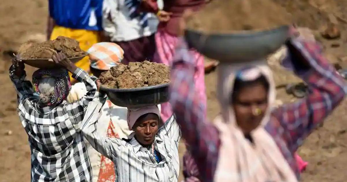 'NREGA being systematically undermined, use it to solve farm crisis,' leaders and activists tell PM