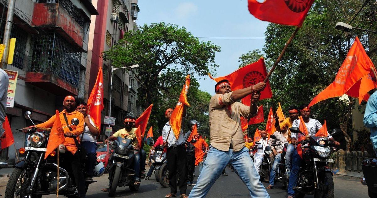 West Bengal BJP leader asks public to take up arms against police, not Trinamool workers