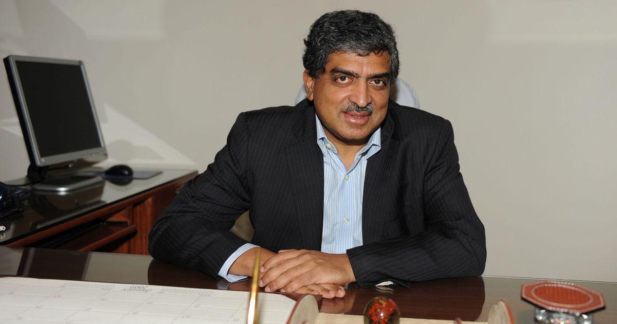 Nandan Nilekani to chair RBI panel to improve digital payments