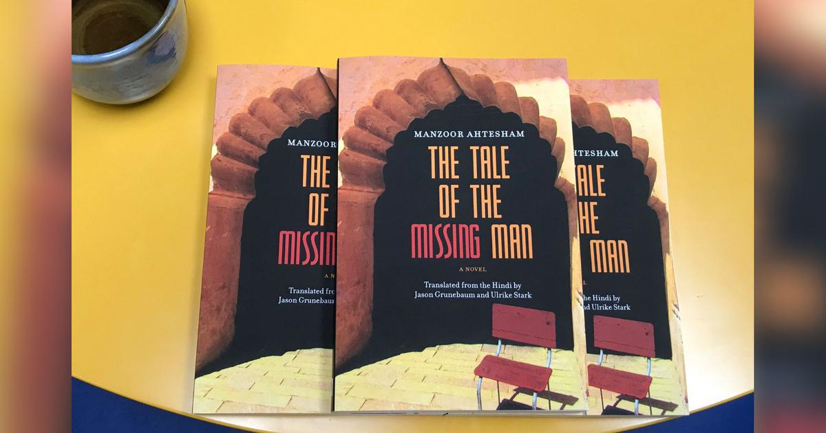 A man is missing because he cannot engage with his daily life. A novel is written about him.