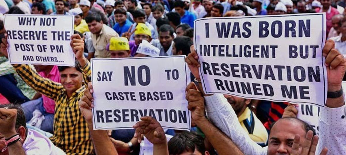 By removing 50% ceiling, Modi's upper caste quota might paradoxically benefit backward castes