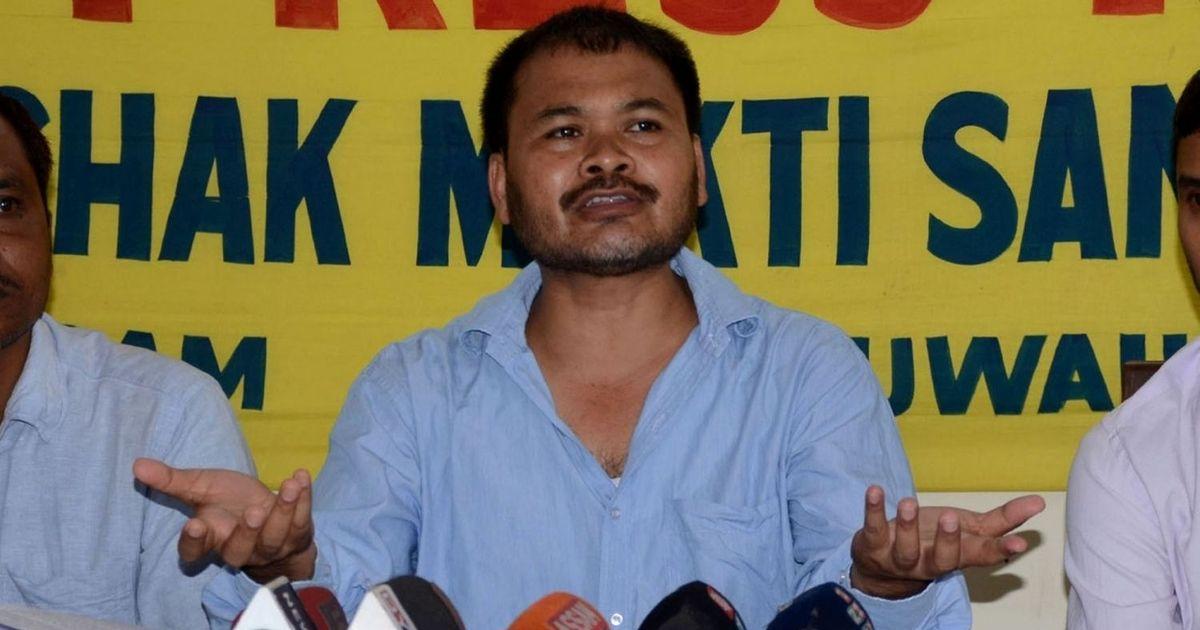 Citizenship Bill protests: Sedition case filed against activist Akhil Gogoi, academic Hiren Gohain