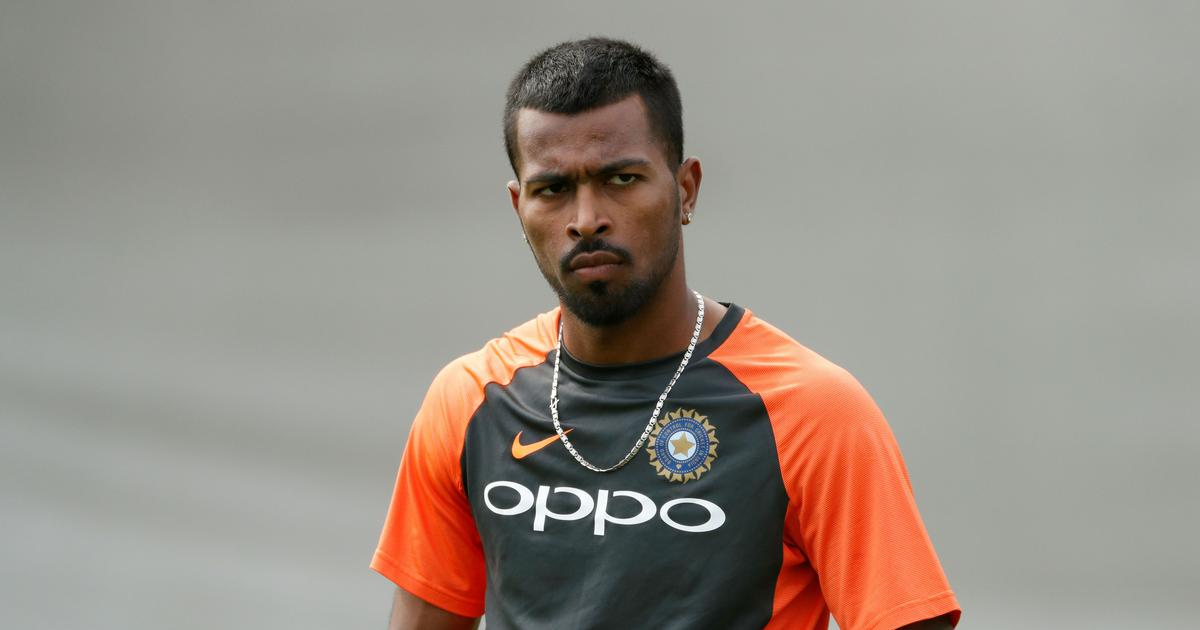 Pandya, Rahul must be suspended pending an inquiry for comments on Koffee with Karan: BCCI treasurer
