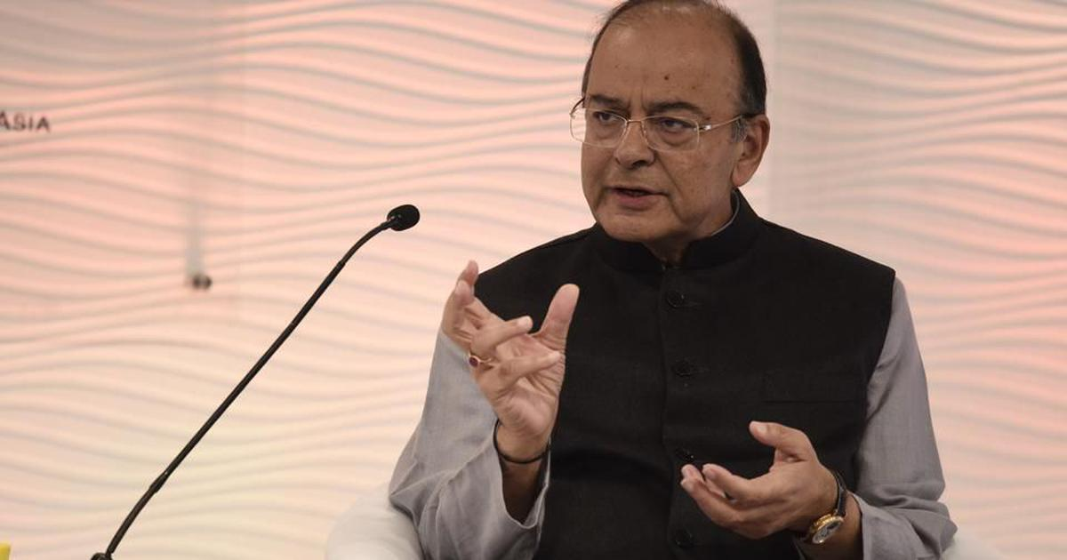 Upper-caste quota: Arun Jaitley says the amendments do not violate basic structure of Constitution