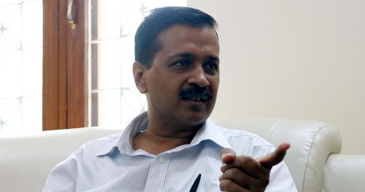 Delhi CM Arvind Kejriwal receives email threat to kidnap his daughter