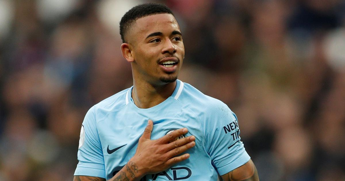 Manchester City will not slow down pursuit of Liverpool in title race, says striker Gabriel Jesus