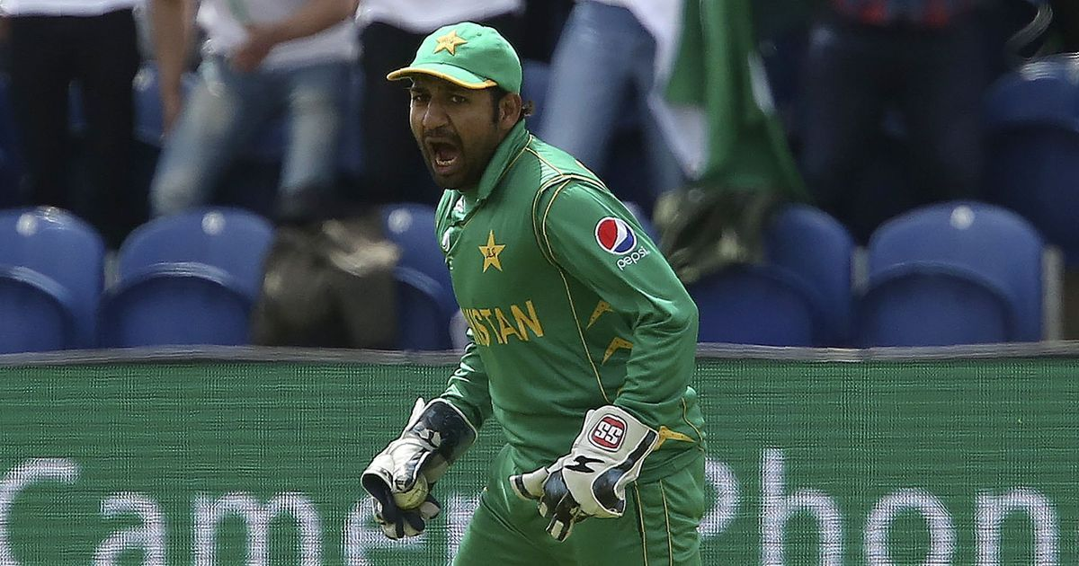 Pakistan skipper Sarfaraz Ahmed could be in trouble over on-field comment aimed at Phehlukwayo