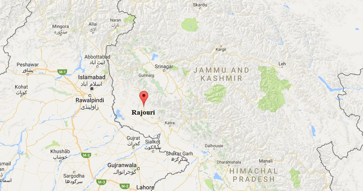 Jammu and Kashmir: Pakistan has violated ceasefire along LoC in Rajouri district, says Army