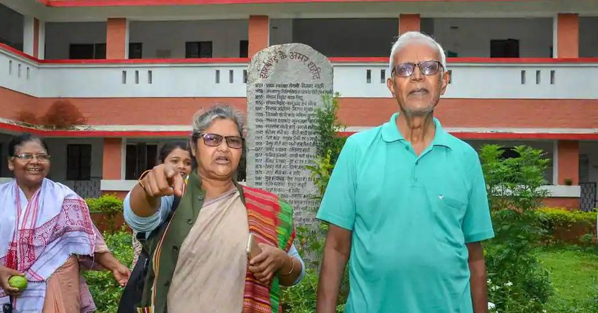 Full text: 82-year-old Stan Swamy, suspect in Bhima Koregaon case, 'appeals to nation's conscience'