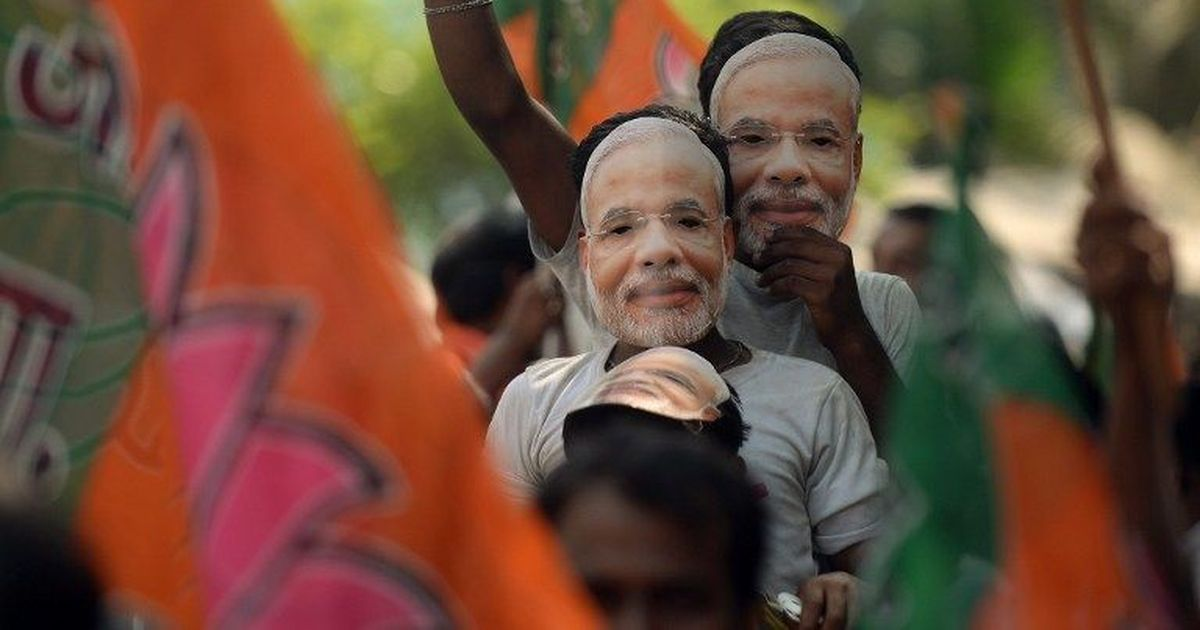 Is Narendra Modi's NaMo app spreading fake news? A journalist finds a troubling pattern
