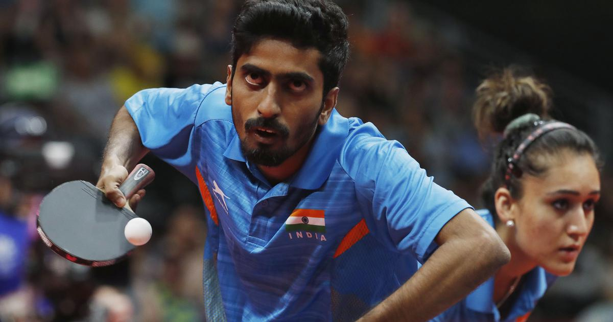 Table Tennis G Sathiyan Becomes Highest Ranked Indian Ever Manika Batra Breaks Into Top 50