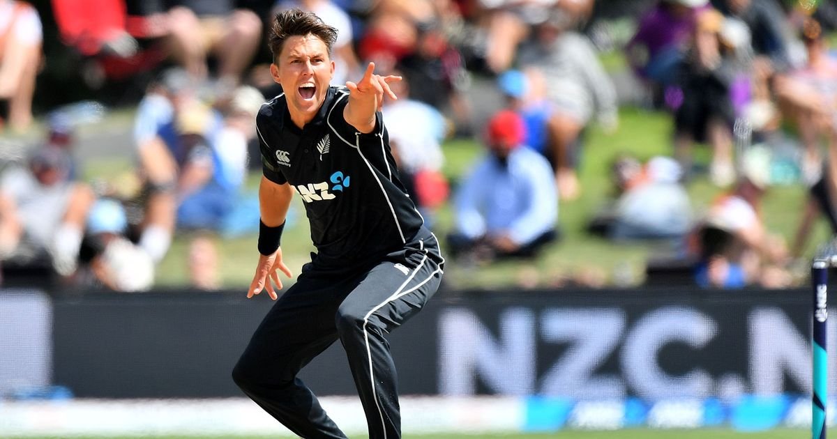 By the numbers: Trent Boult rips through India's batting lineup with a five-for in fourth ODI