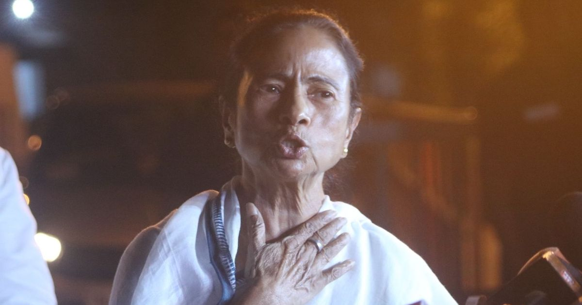'They will send notices to my cook next': Mamata Banerjee says PM Modi misusing office to target her