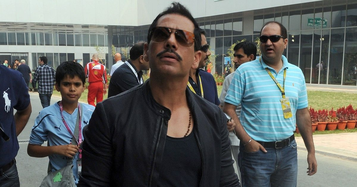 Robert Vadra granted interim protection from arrest till February 16 in money laundering case