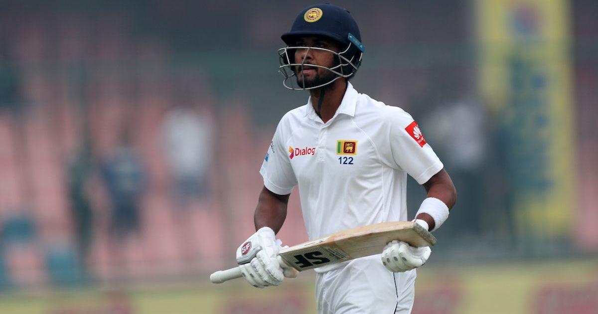 Sri Lanka drop captain Dinesh Chandimal for South Africa Test series