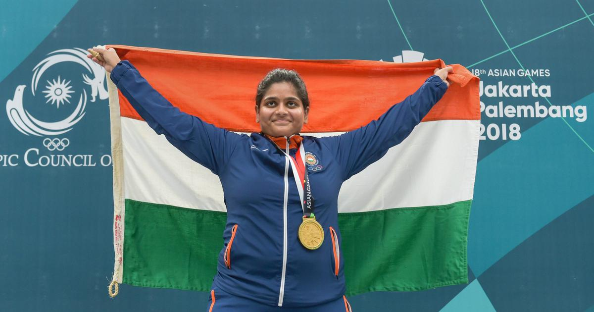 Asian Games champion Rahi Sarnobat says she has nightmares about her financial situation