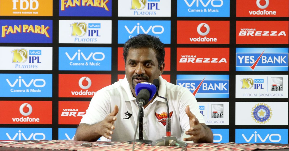 Decline in Sri Lankan cricket, players' pursuit of money saddens me: Spin ace Muttiah Muralitharan