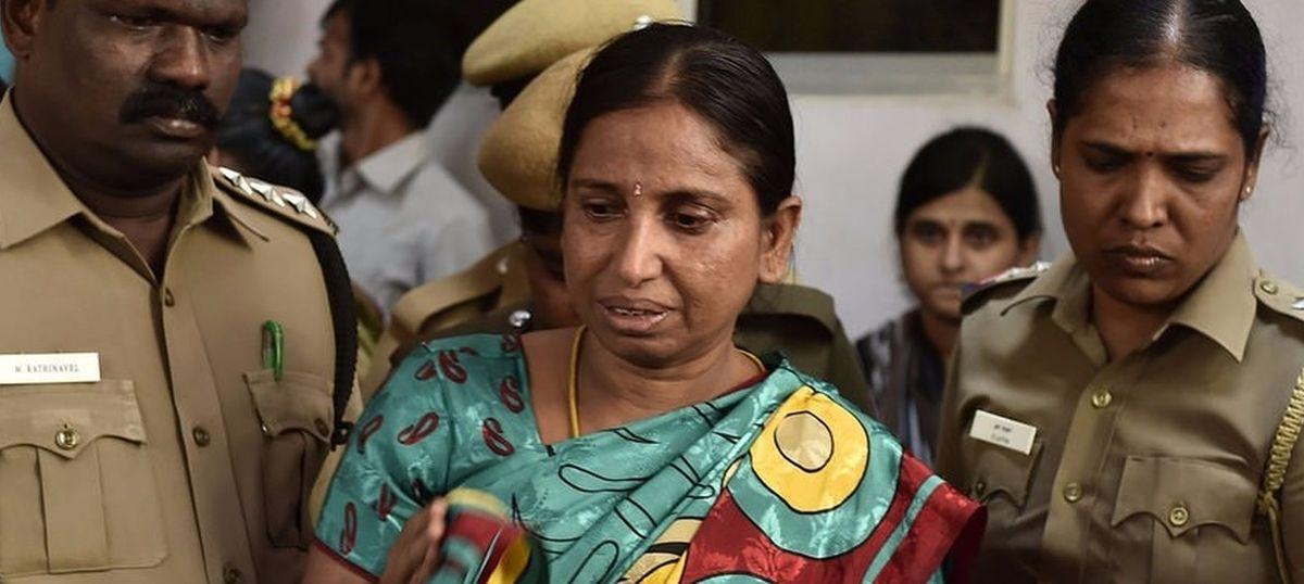 Rajiv Gandhi assassination: Convicts Nalini Sriharan, Murugan on hunger strike for early release