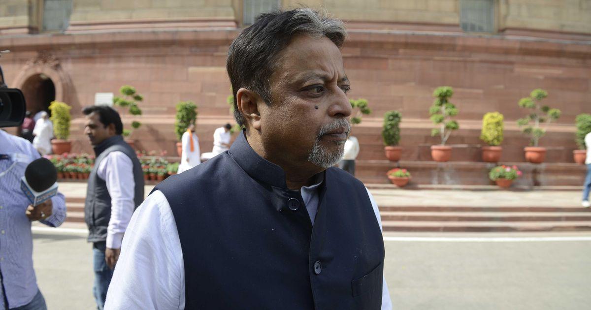Trinamool MLA murder: BJP leader Mukul Roy files anticipatory bail plea