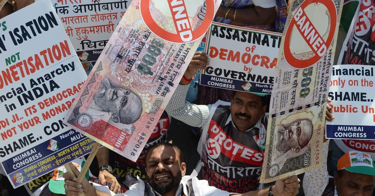 Demonetisation: No information on deaths related to note ban, says PMO
