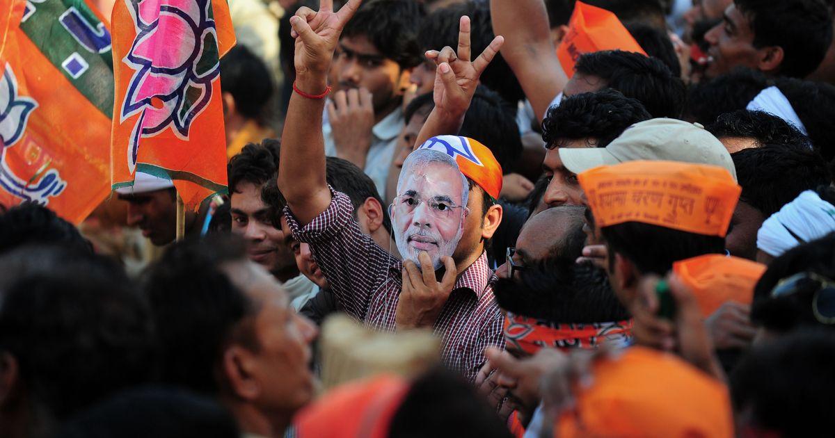 Are BJP's glory days on Indian Twitter over?