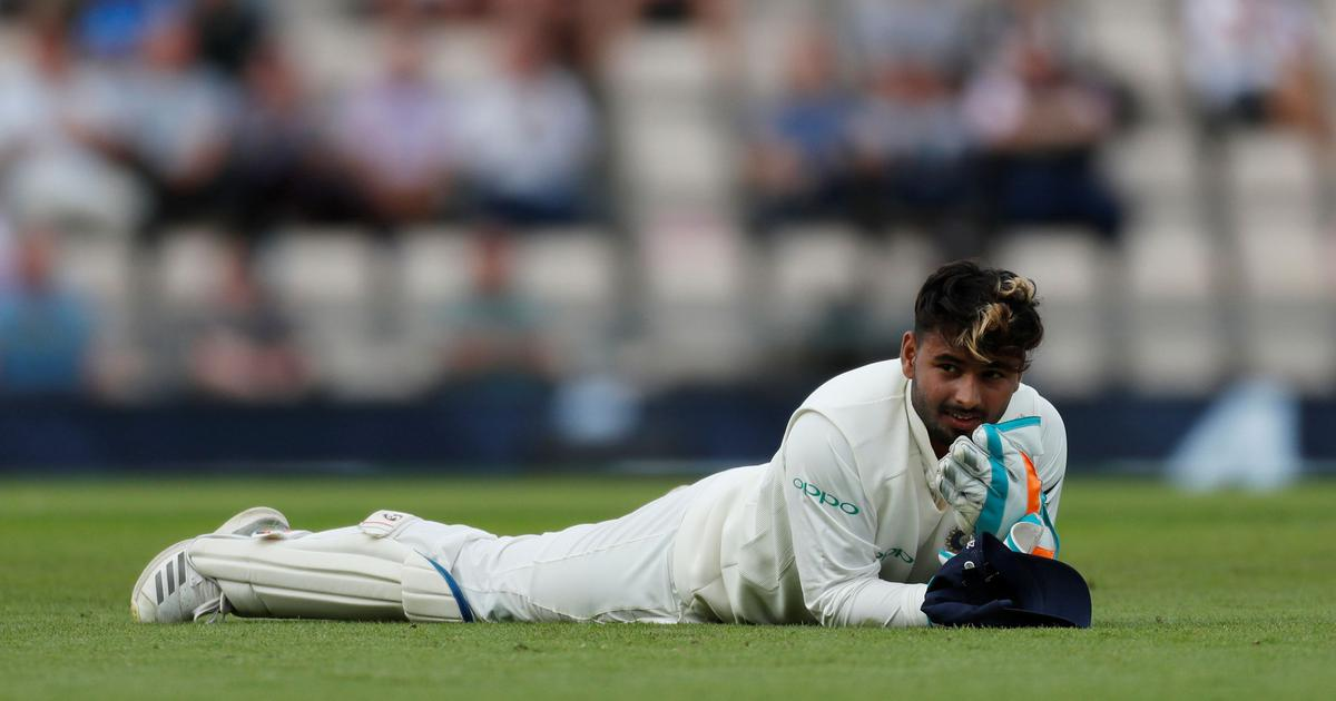Tweaking my technique with Kiran More helped improve my wicketkeeping, says Rishabh Pant