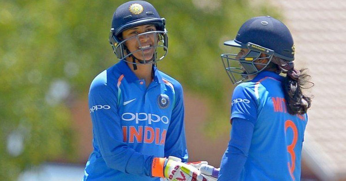 ICC rankings: Smriti Mandhana maintains top spot in ODI batters list, Mithali Raj fifth
