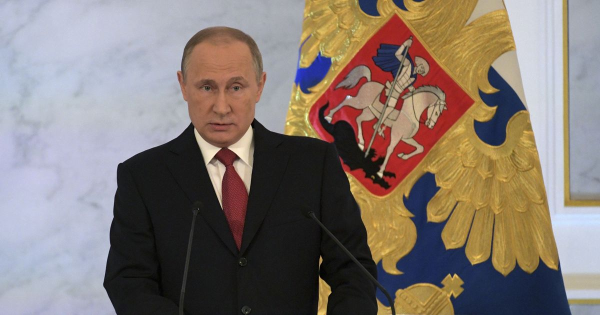Russia will target the United States if it deploys missiles in Europe, says Vladimir Putin