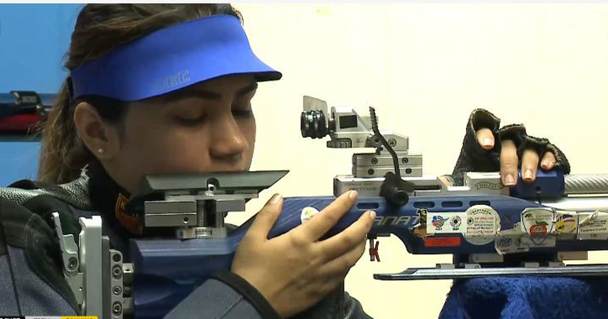 ISSF World Cup: Apurvi Chandela only Indian to qualify for 10m air rifle final on Day 1