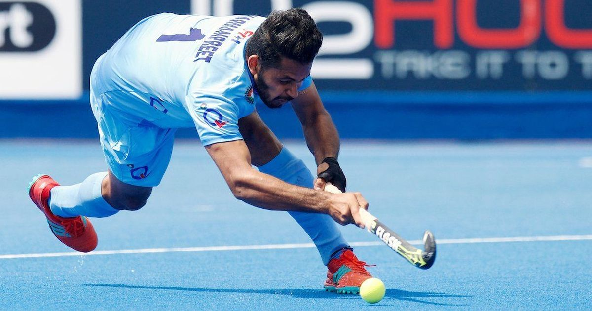 Harmanpreet Singh named 2018 Player of the Year by Asian Hockey Federation