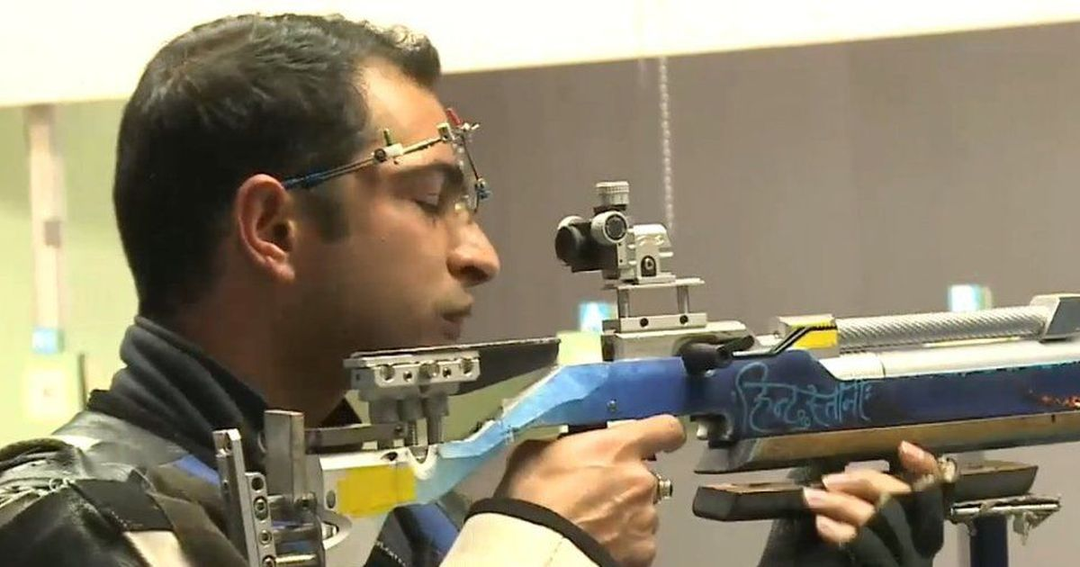 Shooting World Cup day 3: Can India continue gold rush in men's 10m air rifle?
