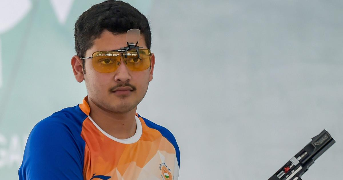Shooting World Cup: Anish Bhanwala reaches 25m Rapid Fire final, Heena Sidhu, Manu Bhaker disappoint