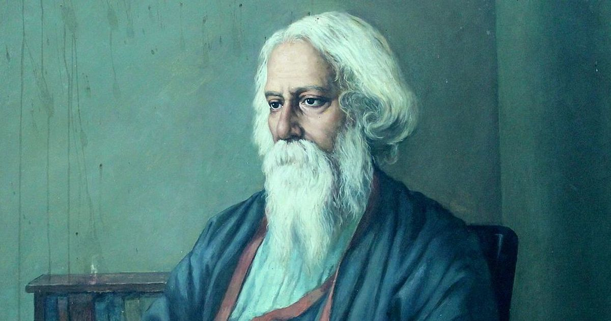 'Words from the Depth of Truth': Rabindranath Tagore's poem on war and destruction