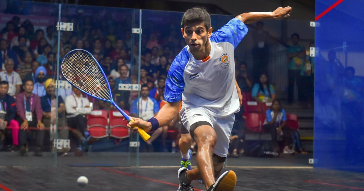 Squash World Championship: Saurav Ghosal's impressive run ends in quarter-finals