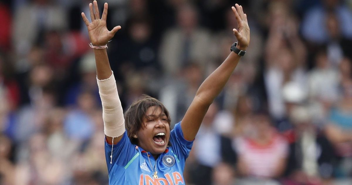 ODI rankings: Jhulan Goswami is No 1 as India top both the batting and bowling charts after 7 years