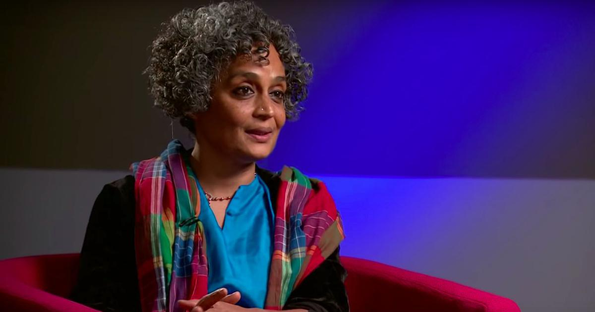 Dhaka: Writer Arundhati Roy's talk moved to different venue after police revoke permission