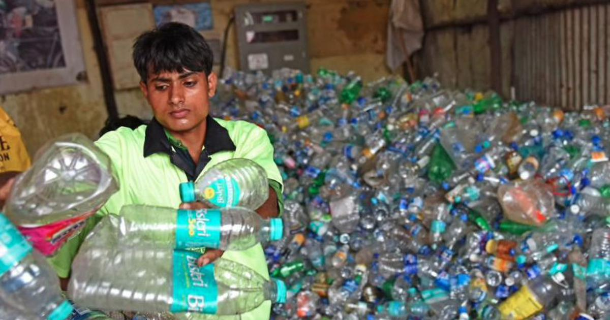 India bans all imports of solid plastic waste