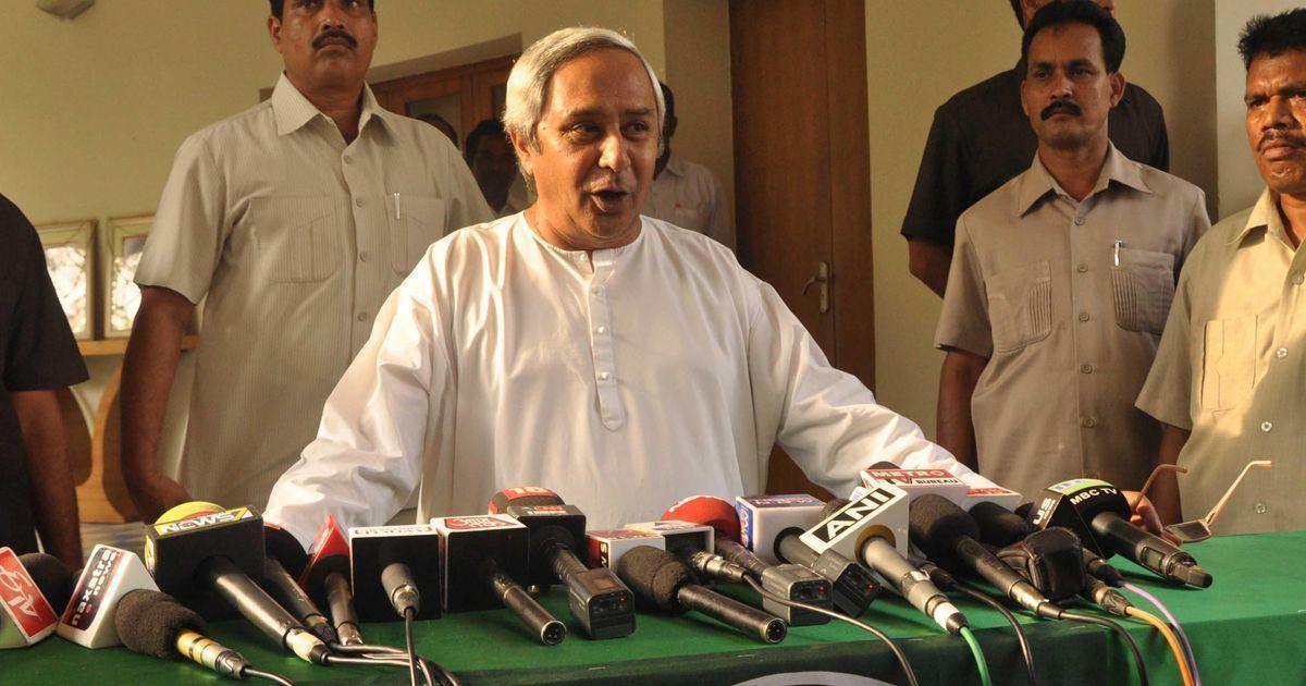Odisha: Biju Janata Dal will give 33% tickets to women in Lok Sabha polls, says Naveen Patnaik