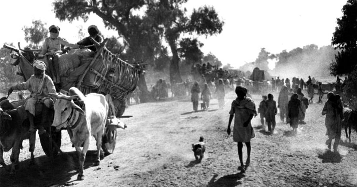 This book offers only a selective memory of the Partition through famous people