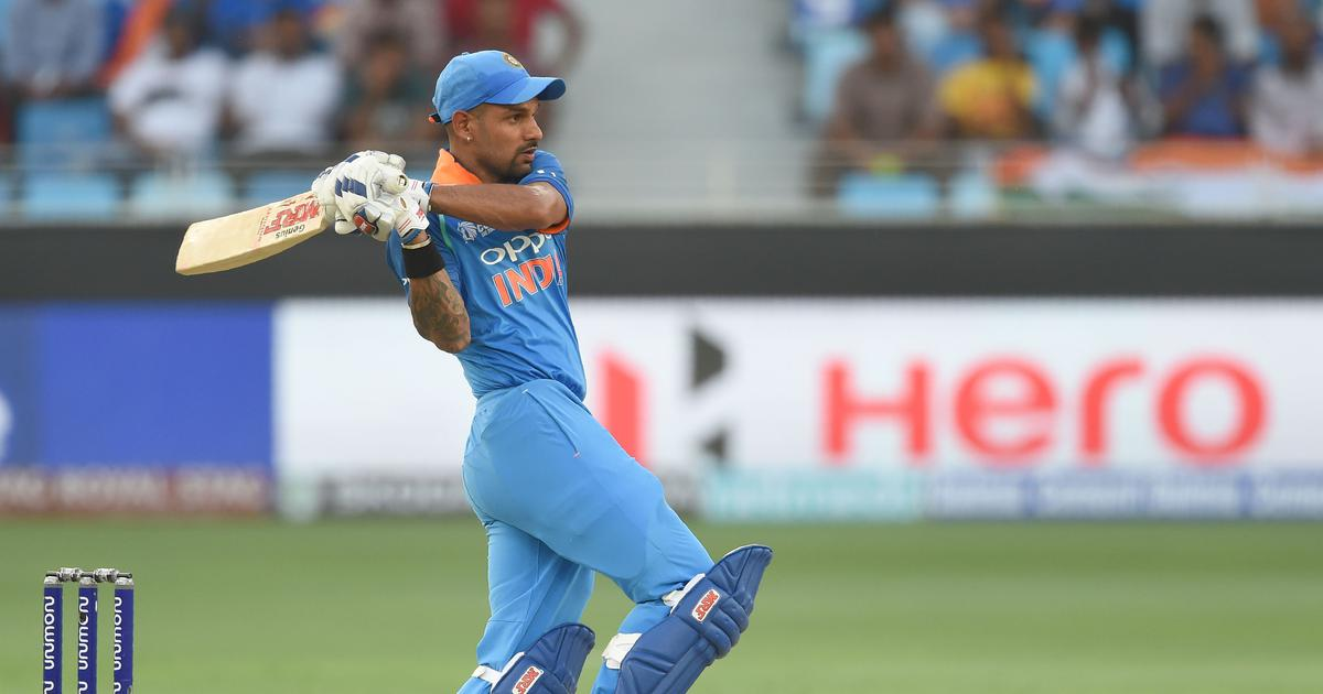 Shikhar Dhawan's career-best, Australia's record chase and other stats from Mohali ODI