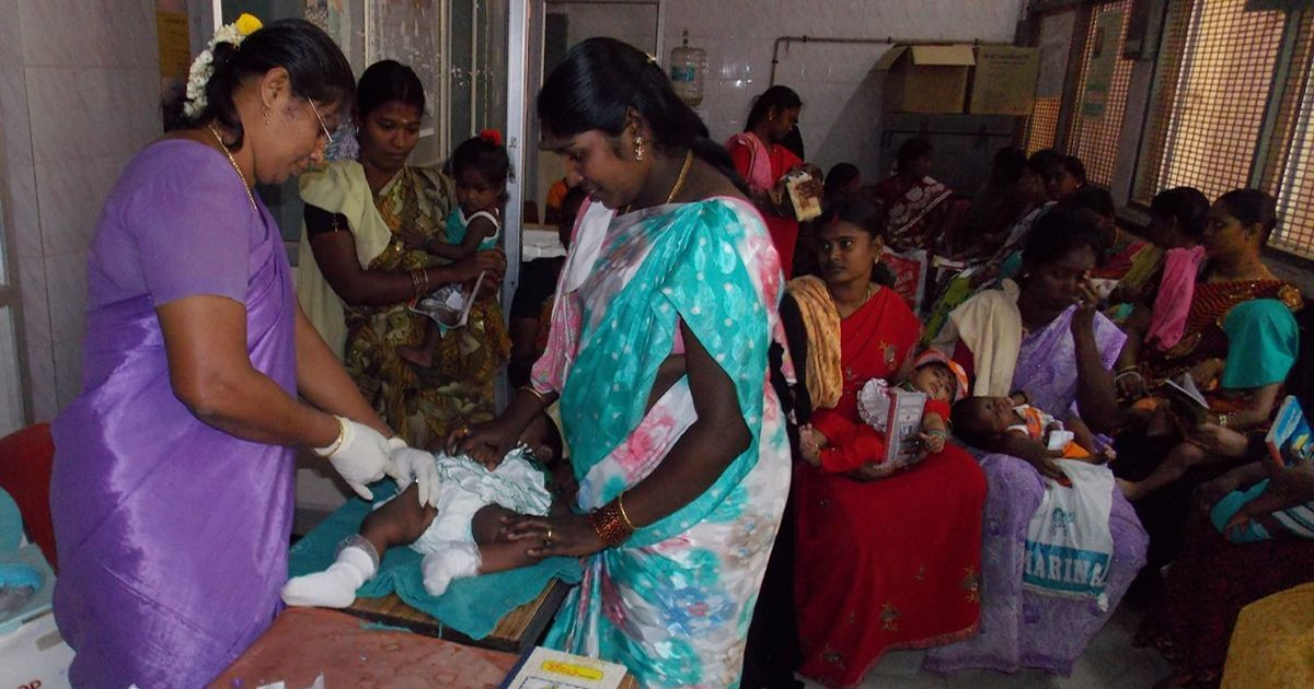 Growing fear about vaccination (including in India) is bringing back eradicated diseases