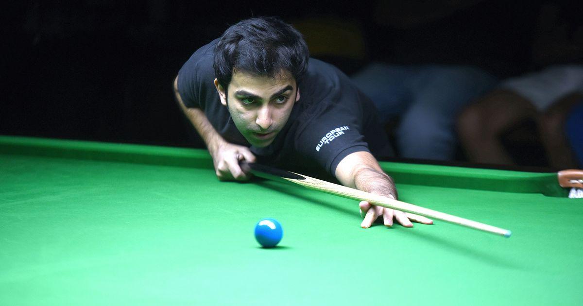 Pankaj Advani defeats Manav Panchal 4-0 at CCI Snooker Championship