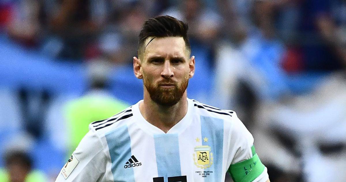 Football Lionel Messi To Miss Morocco Friendly After Picking Up Groin Injury On Argentina Return