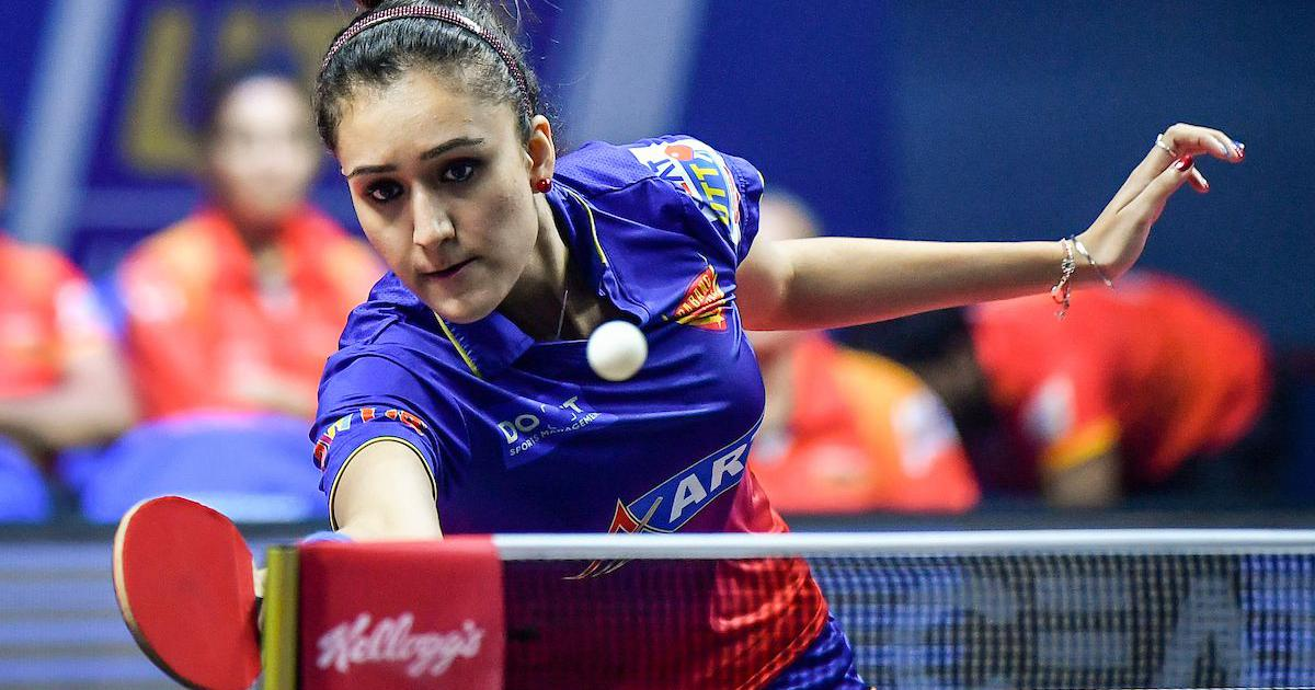 Table tennis: Manika Batra splits with childhood mentor, Canada's Papic set to be new India coach